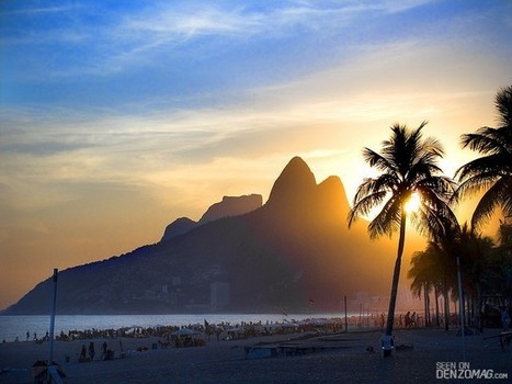 Beautiful Views of Rio de Janeiro ★ Denzomag | waouh | Scoop.it