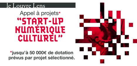 APPEL À PROJETS START UP NUMÉRIQUE CULTUREL | accompagnement artistes | Scoop.it