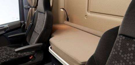 La Comisión Europea da luz verde al descanso en las cabinas - Revista Transporte3 Online | TimeOnDriver | Scoop.it