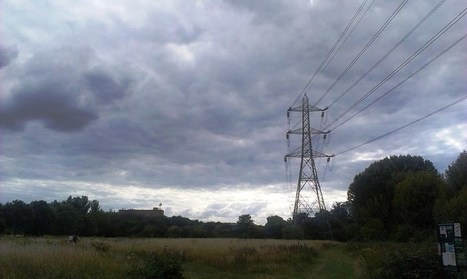 Postcard from... the Hackney Marshes | Psychogeography | Scoop.it
