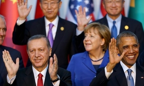 Turkey could cut off Islamic State's supply lines. So why doesn't it? | David Graeber | Peer2Politics | Scoop.it