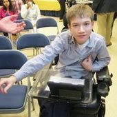 Special Needs Students Teach Others About Assistive Technologies - WNYC (blog) | Assistive Technology in the Classroom | Scoop.it