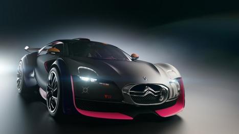 Innovative Concept & Prototype Cars of the Future | Design Juices | Future Car | Scoop.it