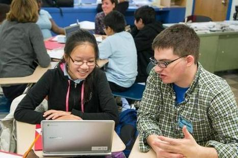 Bootstrap teaches algebra though computer coding - The Boston Globe | Into the Driver's Seat | Scoop.it