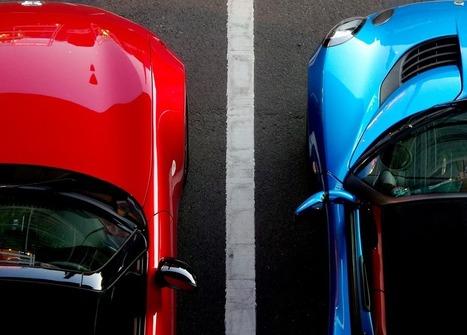 Marché automobile français : baisse de 4% en octobre | assurance temporaire | Scoop.it