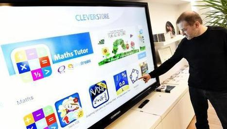 Adieu tableaux de cours, vive les tablettes géantes de Speechi! | Tout pour le WEB2.0 | Scoop.it