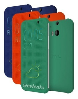 HTC One 2014 to Come with Crazy Pinhole Cover Display - Brighthand | foteka | Scoop.it