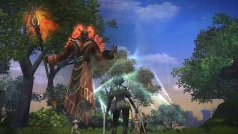 Eclipse War – A unique MMORPG from Playwith Interactive | World of Warcraft | Scoop.it