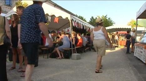 Les marchés de producteurs de pays font vivre les petites communes - France 3 Limousin | Agriculture en Dordogne | Scoop.it