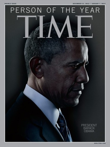 """TIME's Obama """"Person of the Year"""" Cover – A Triumph of Assimilation?   Photography Now   Scoop.it"""