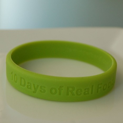 Take 10-Day Pledge - 100 Days of Real Food | Wicked Wellness | Scoop.it