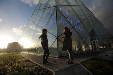 La médiathèque du Marsan obtient deux prix internationaux d'architecture   Le Marsan   Scoop.it