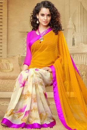 Popular Trends in Indian Ethnic Wears: At a Glance | sareez | Scoop.it