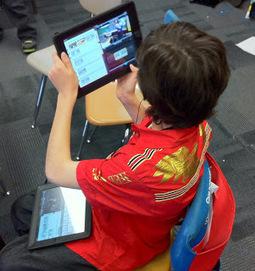 Tales of a 6th Grade Classroom: Integrating Tech: Rocks & Minerals   Teachers Becoming Techies   Scoop.it