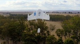 Google tests using drones to deliver goods | Education Revolution | Scoop.it