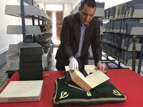 The Delicate Task Of Restoring One Of The World's Oldest Libraries   LibraryHints2012   Scoop.it