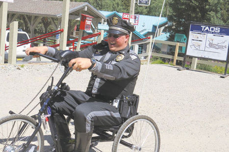 Bicycle race promotes awareness for adaptive sports in Taos - taosnews | Veterans(New Mexico + Legislation) | Scoop.it