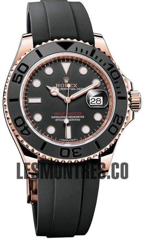 Suisse Replique Rolex Yacht-Master 40mm 116655 Oysterflex Bracelet | replique montres pas cher | Scoop.it