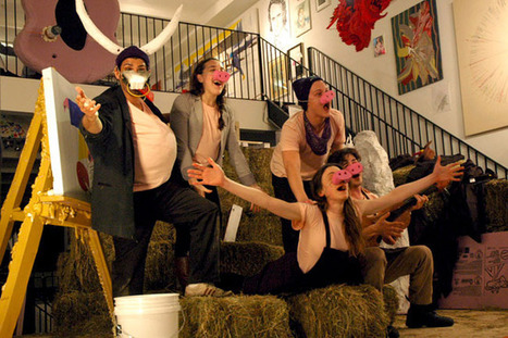 'Animal Farm: A Musical' at the Brucennial 2012 - jameswagner.com   Arts News   Scoop.it