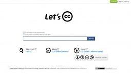 Ett sökverktyg för Creative Commons | Creative Commons Sverige | Folkbildning på nätet | Scoop.it