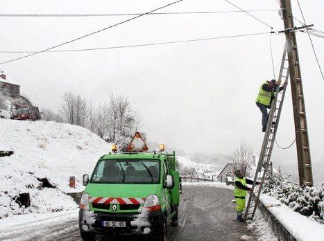 Interventions d'ERDF en Aure et Louron | Vallée d'Aure - Pyrénées | Scoop.it