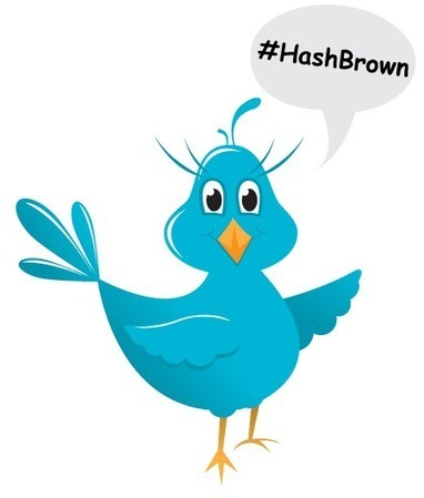 Twitter Hashtag 101: Twitter Hashtag, Hash Brown Same Thing, Right? | Social Media Today | Non Profit Social | Scoop.it
