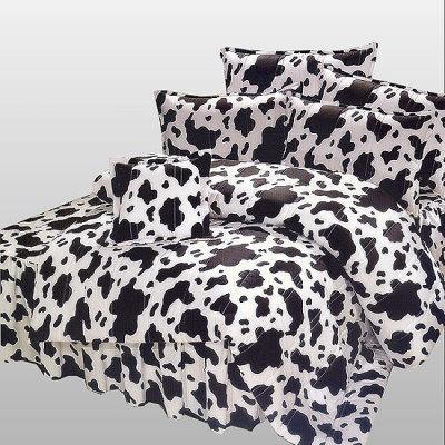 GoMy8466 - 【FRANKLIN】乳牛五件舖棉床罩組[雙人]有床裙 網路價:1599 - GoBest 量販店 | 就是要台灣製造 | Scoop.it