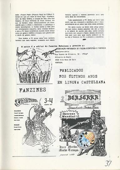 Memórias da Ficção Científica: Célula Cinzenta, nº 21 (Junho 1990) | Paraliteraturas + Pessoa, Borges e Lovecraft | Scoop.it