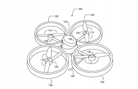 Google's New Patent: Drone-Assitsed Medical Aid Delivery   Brevets d'usage   Scoop.it