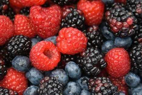 Berries Linked to Lower Heart Disease Among Women | TIME.com | School Paige Farrington | Scoop.it