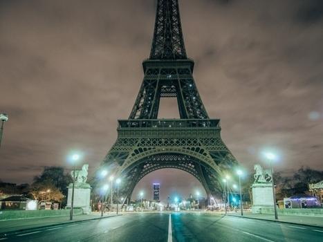 Il photographie Paris, complètement vidé de ses habitants | Photographie | Scoop.it