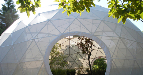 Geodesic dome connectors Maple Ridge, Green house builders, Geodesic shelters | locksmith services | Scoop.it