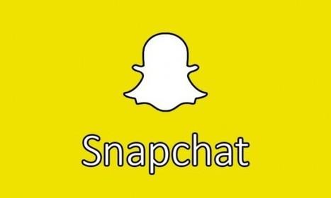 IL Y A 1 AN ... Snapchat et les lieux culturels | Clic France | Scoop.it
