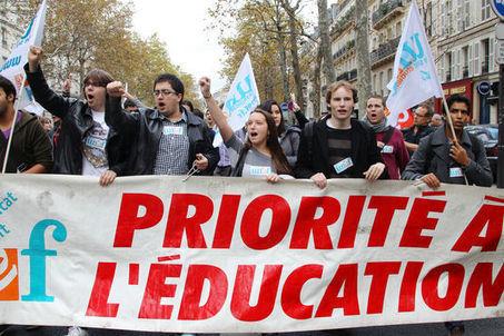 Professeurs et étudiants appellent à manifester jeudi contre la pénurie budgétaire à l'université   Enseignement Supérieur et Recherche en France   Scoop.it