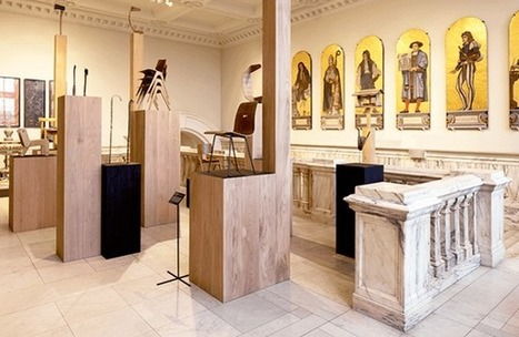 The London Design Festival - V&A Museum | Robin Day Works in Wood | design exhibitions | Scoop.it