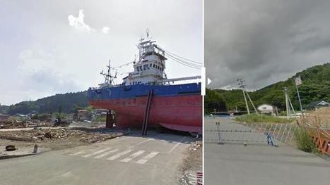 AVANT/APRES. Cinq ans après Fukushima, les plaies toujours visibles du Japon | Ecologie & société | Scoop.it