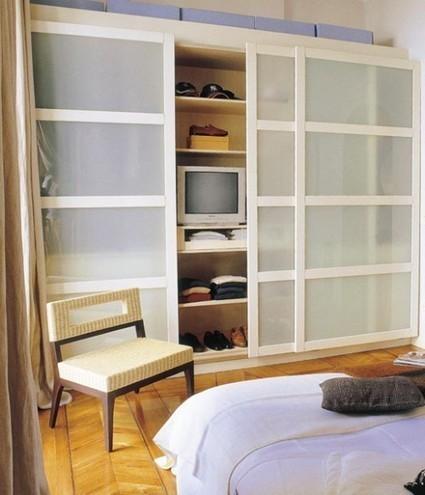 30 Bedroom Storage Organization Ideas   Shelterness   Bedroom Storage Ideas: End of bed benches   Scoop.it