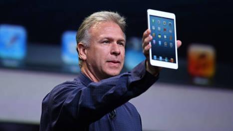 'Not just a shrunken down iPad': Apple unveils mini tablet | Tablet PCs | Scoop.it