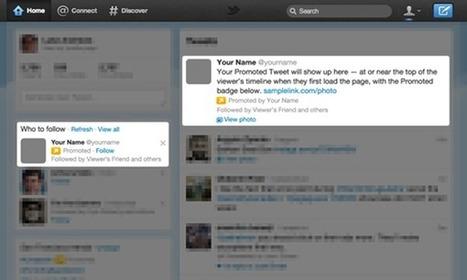 J'ai Testé… la Solution de Publicité Clé-En-Main de Twitter | WebZine E-Commerce &  E-Marketing - Alexandre Kuhn | Scoop.it