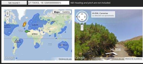 GeoSettr - Crear juegos de localización con Geoguessr | Geografía e Historia | Scoop.it