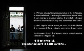 NAMASTE: LUCIO URTUBIA ... Anarchiste, braqueur, faussaire... et maçon | Actu Sociale & Politique | Scoop.it