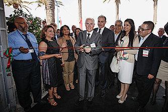 Inauguración Plast expo