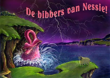 De bibbers van Nessie   Booxalive.nl - verhalen voorleessite voor alle leeftijden   Scoop.it