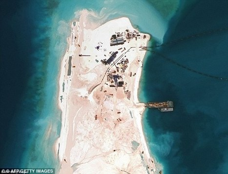 #Warning 'Communist china moving weapons to artificial islands in S. China sea ' | News You Can Use - NO PINKSLIME | Scoop.it