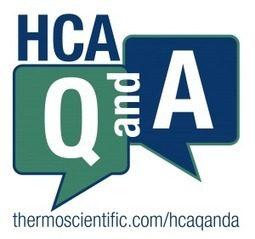 HCA On-line Q&A at Thermo Fisher Scientific | High Content Review | High Content Screening | Scoop.it