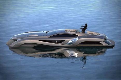 Xhibitionist Superyacht Concept by Gray Designs | Arquitetura e Design | Scoop.it