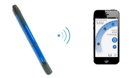 Lilly-backed smartphone-enabled insulin pen gets FDA nod | Digitized Health | Scoop.it