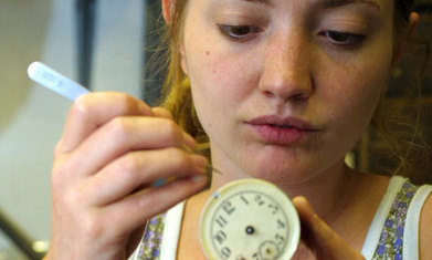 A stopwatch on the brain's perception of time | Lived Time | Scoop.it