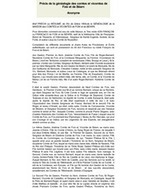 Précis de la généalogie des comtes et vicomtes ...   Histoire Familiale   Scoop.it