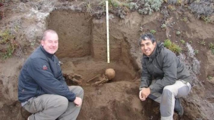 Encuentran una doncella mapuche de 900 años de antigüedad en la Patagonia | RedHistoria | Amériques | Scoop.it